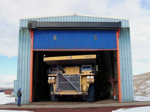 Portes De Garage Lafleur Industrielles Et Rsidentielles